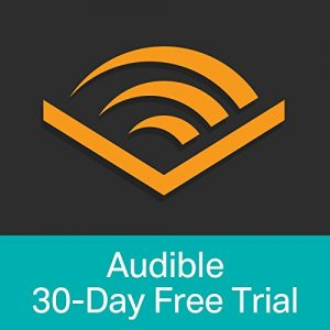 Audible 30 Day Free Trial and Turn your car into a Mobile University!