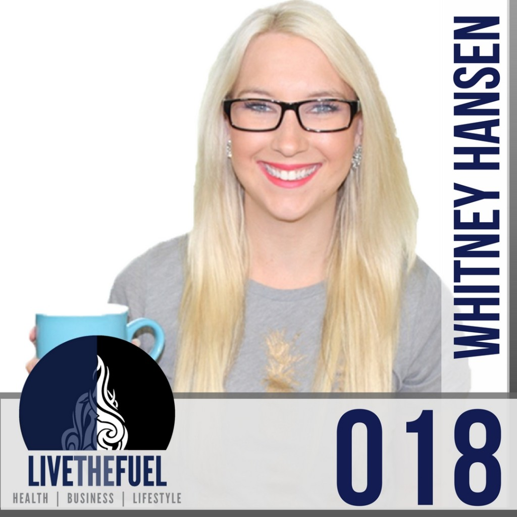 018- Geeking with the Money Nerd Whitney Hansen on LIVETHEFUEL