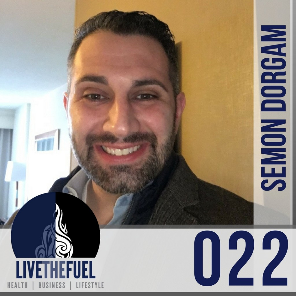 022: Passion with Purpose Semon Dorgam
