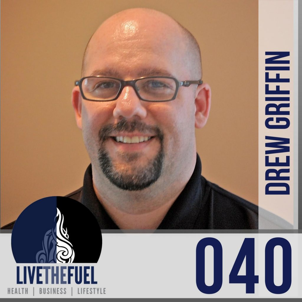 040: Podcasting Magazine & Neato Media with Drew Griffin
