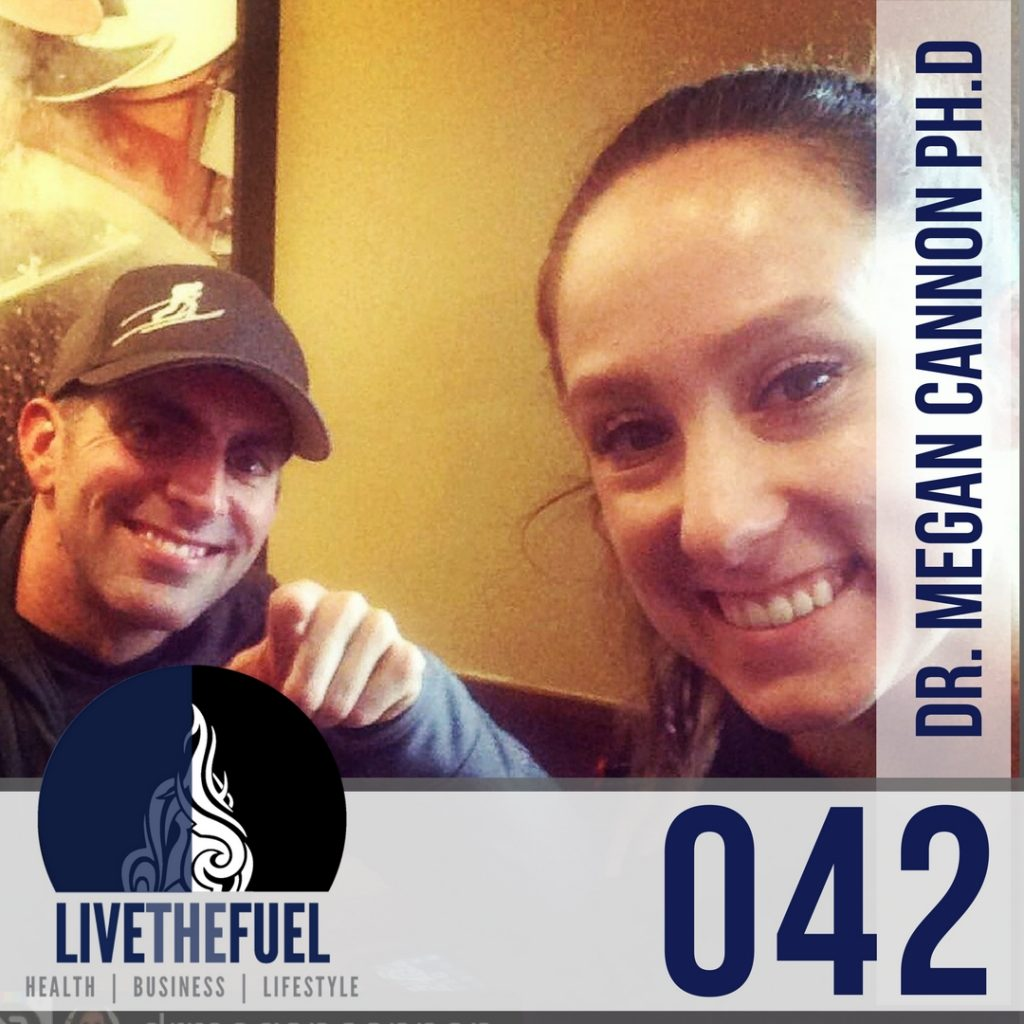 042: Goals for 2017 & Return of Dr. Megan Cannon Ph.D