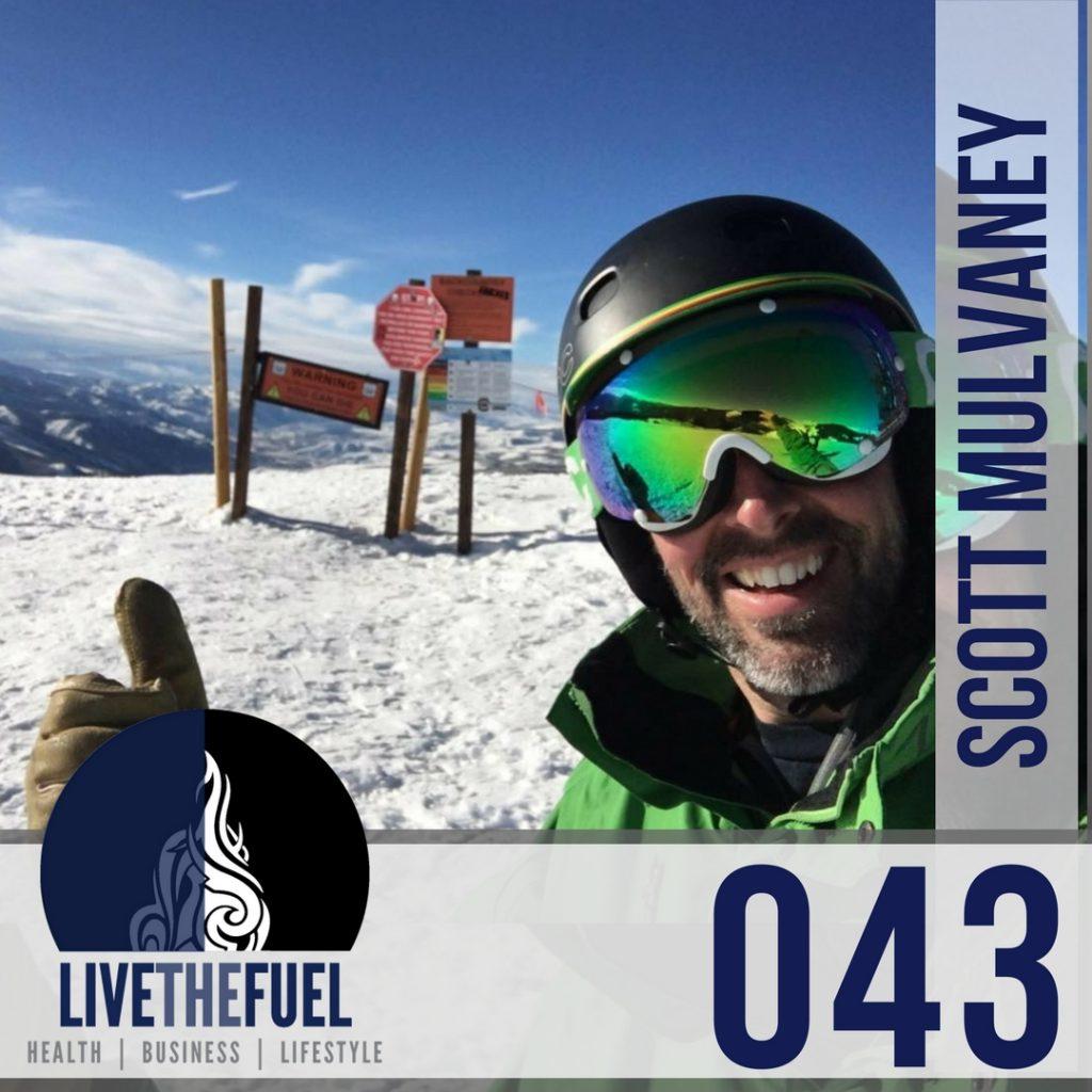 043- 2017 Reflection and EPIC Colorado Skiingon LIVETHEFUEL