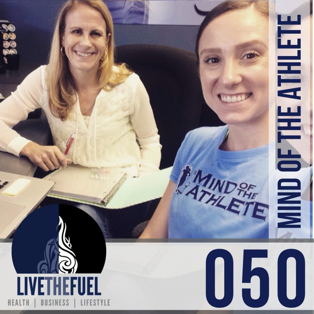 050: A Healthy 50th Podcast with Mind of the Athlete