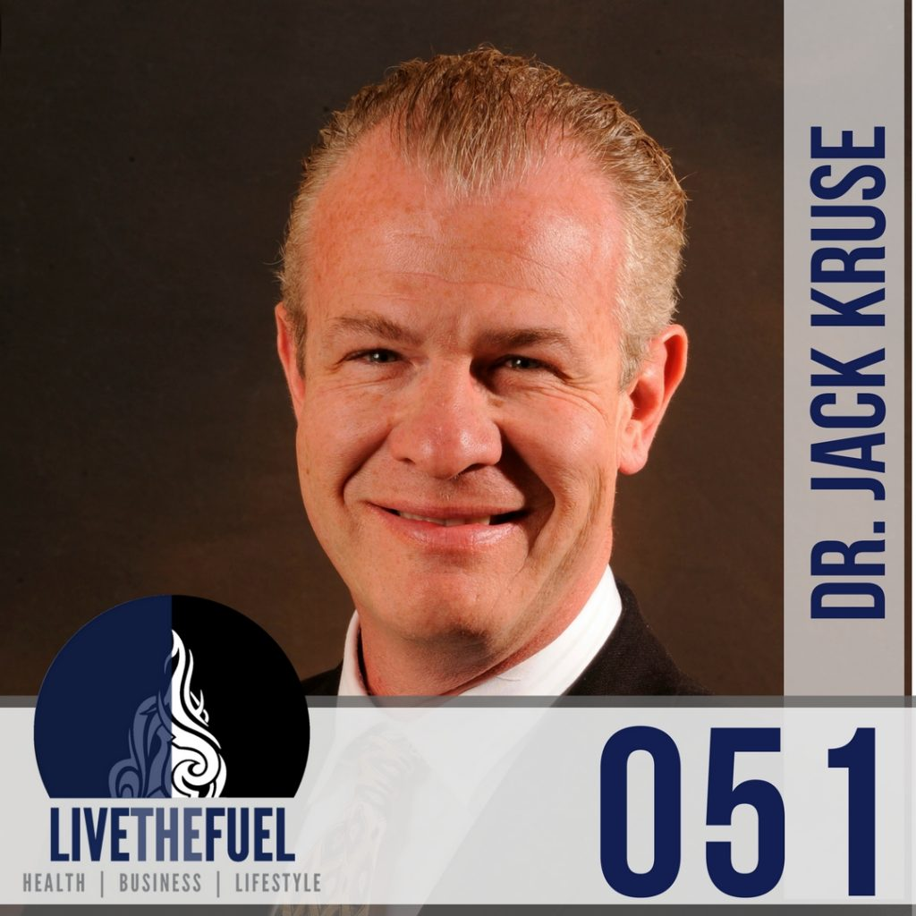 051- Your Mitochondria & Biohacking with Dr. Jack Kruse on LIVETHEFUEL