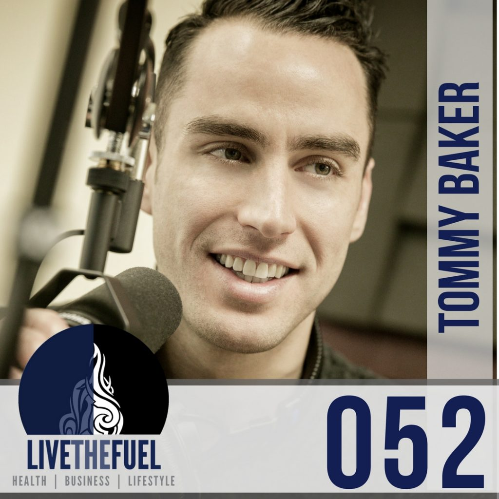 052-Resist Average, THRIVE, and Tommy Baker Fitness