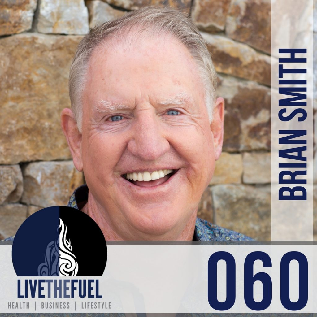 060: Meditation, Rugby, Healthy Lifestyle with UGG Boots Founder Brian Smith