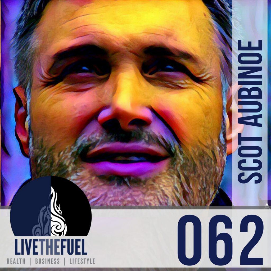 062 NSNG Isagenix Lifestyle with ISACROSSFITTER Scot Aubinoe LIVETHEFUEL