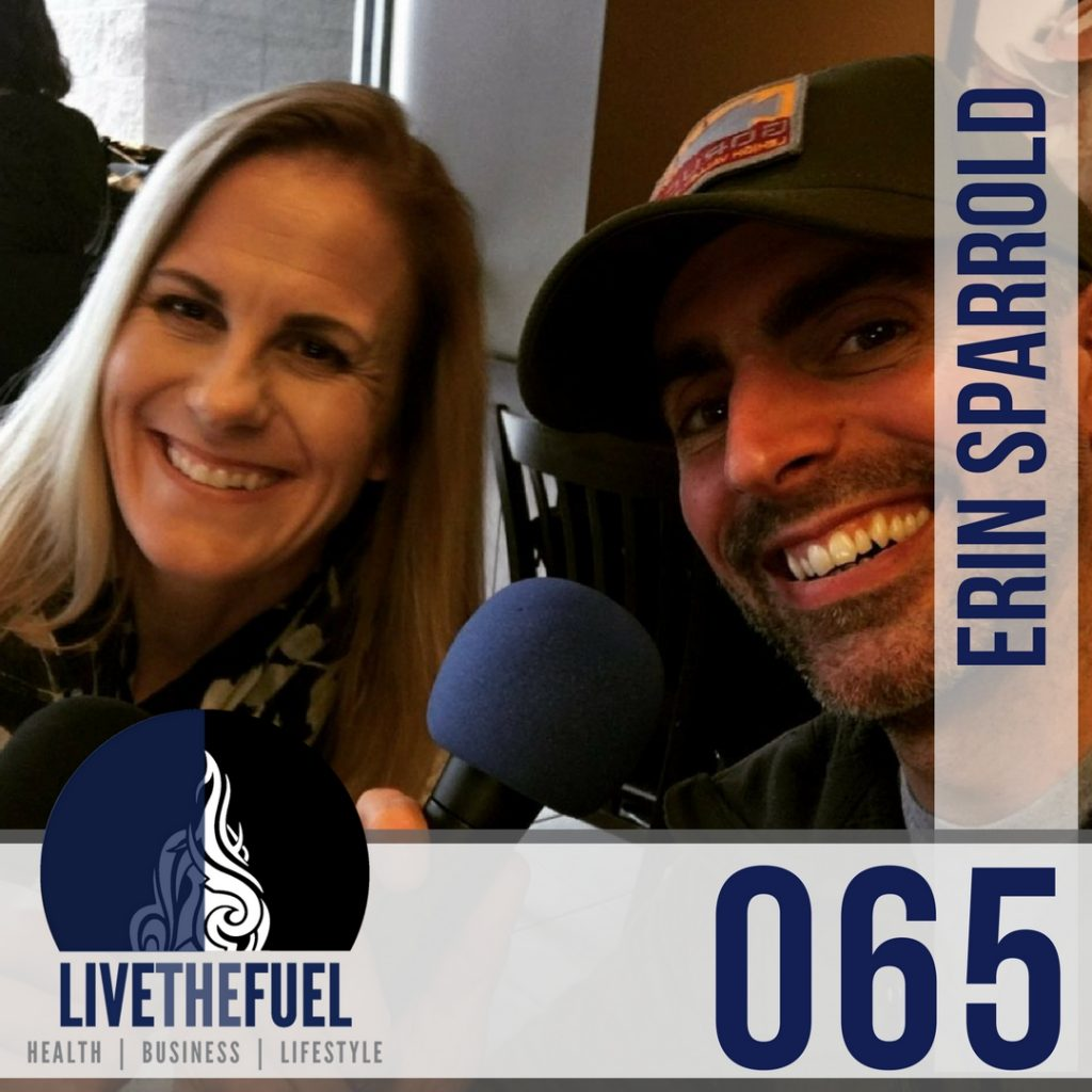 065 A Fake Healthy Halo with Erin Sparrold