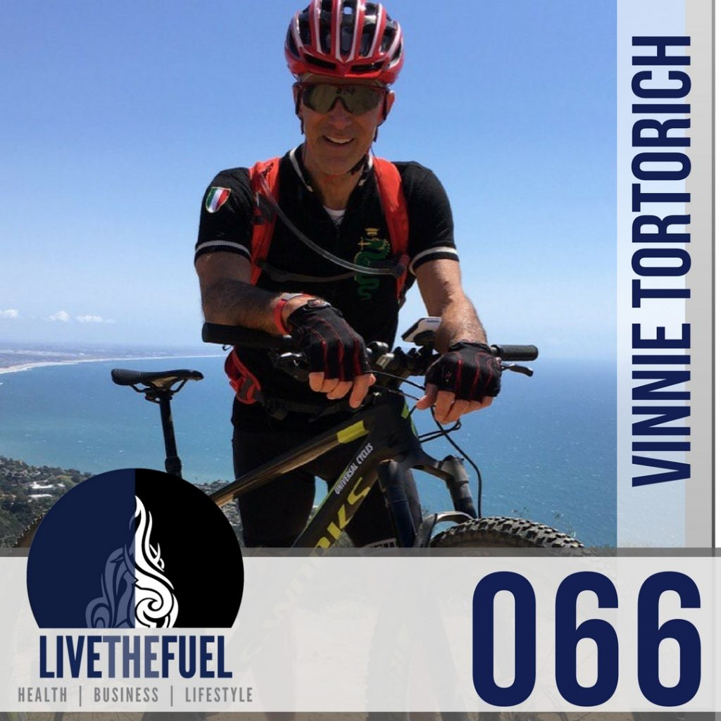 066 Vinnie Tortorich Returns Riding Specialized LIVETHEFUEL