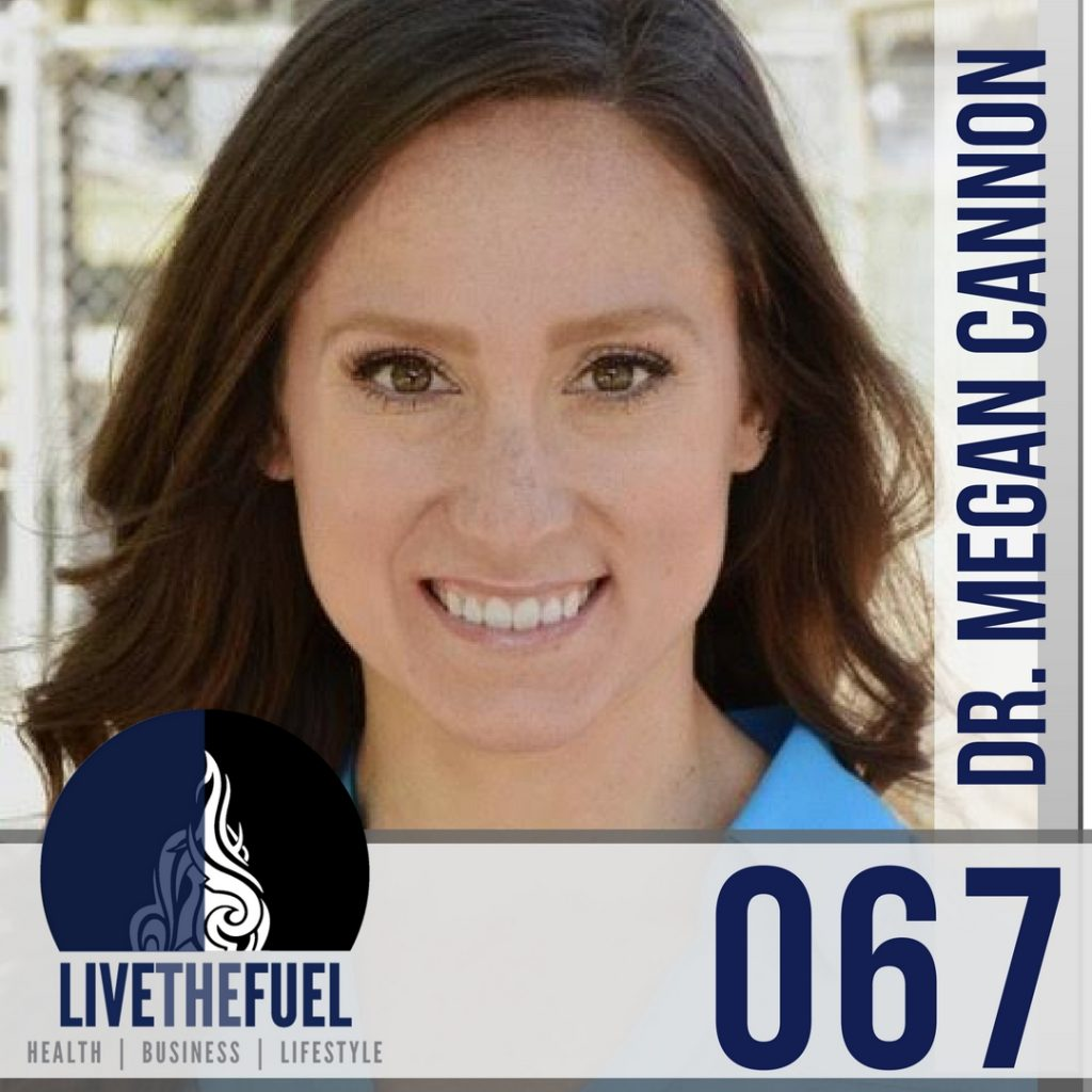 067- Dr Megan Cannon Returns Hobbies Healthy Lifestyles