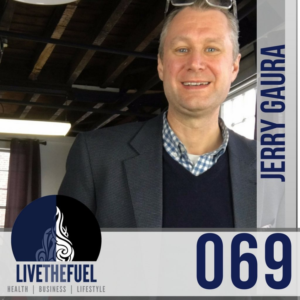 069- UpHustle, Pioneers of Insight with Jerry Gaura