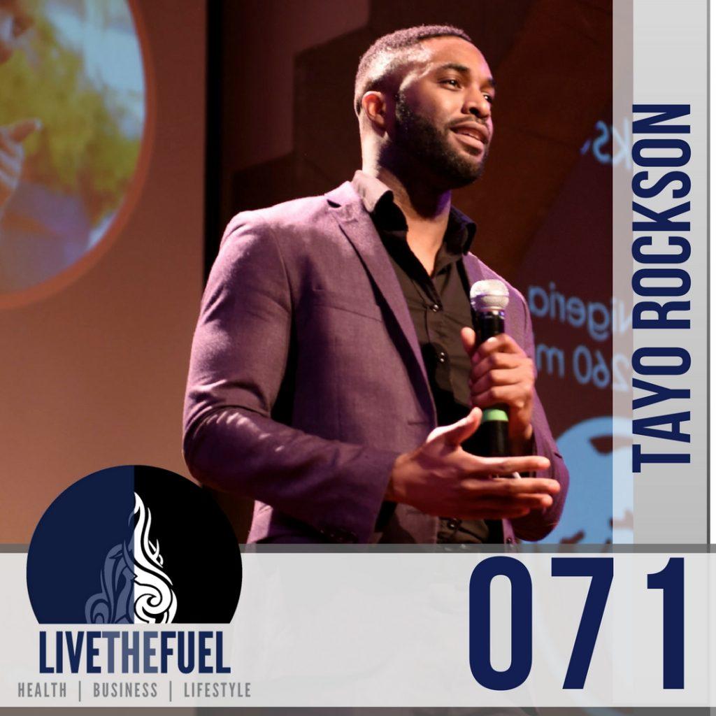 071 Diversity Speaker Tayo Rockson TEDx MAPCON