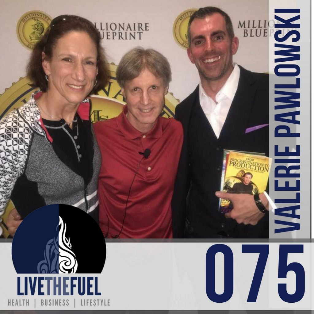 075 The Millionaire Blueprint Mindset and Valerie Pawlowski