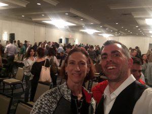 Millionaire Blueprint Event NJ 2017 Valerie Pawlowski Scott Mulvaney LIVETHEFUEL