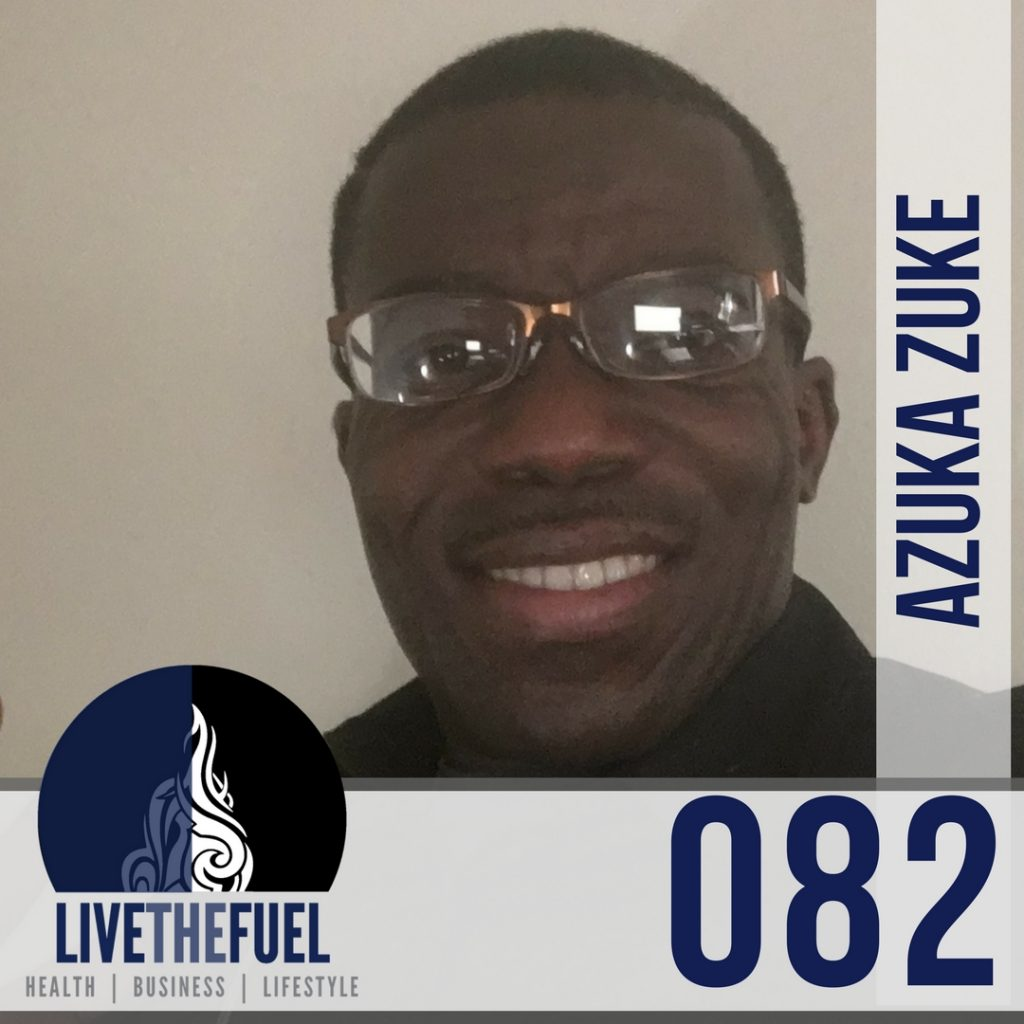 The Power To Excel with Azuke Zuke from DreamCon