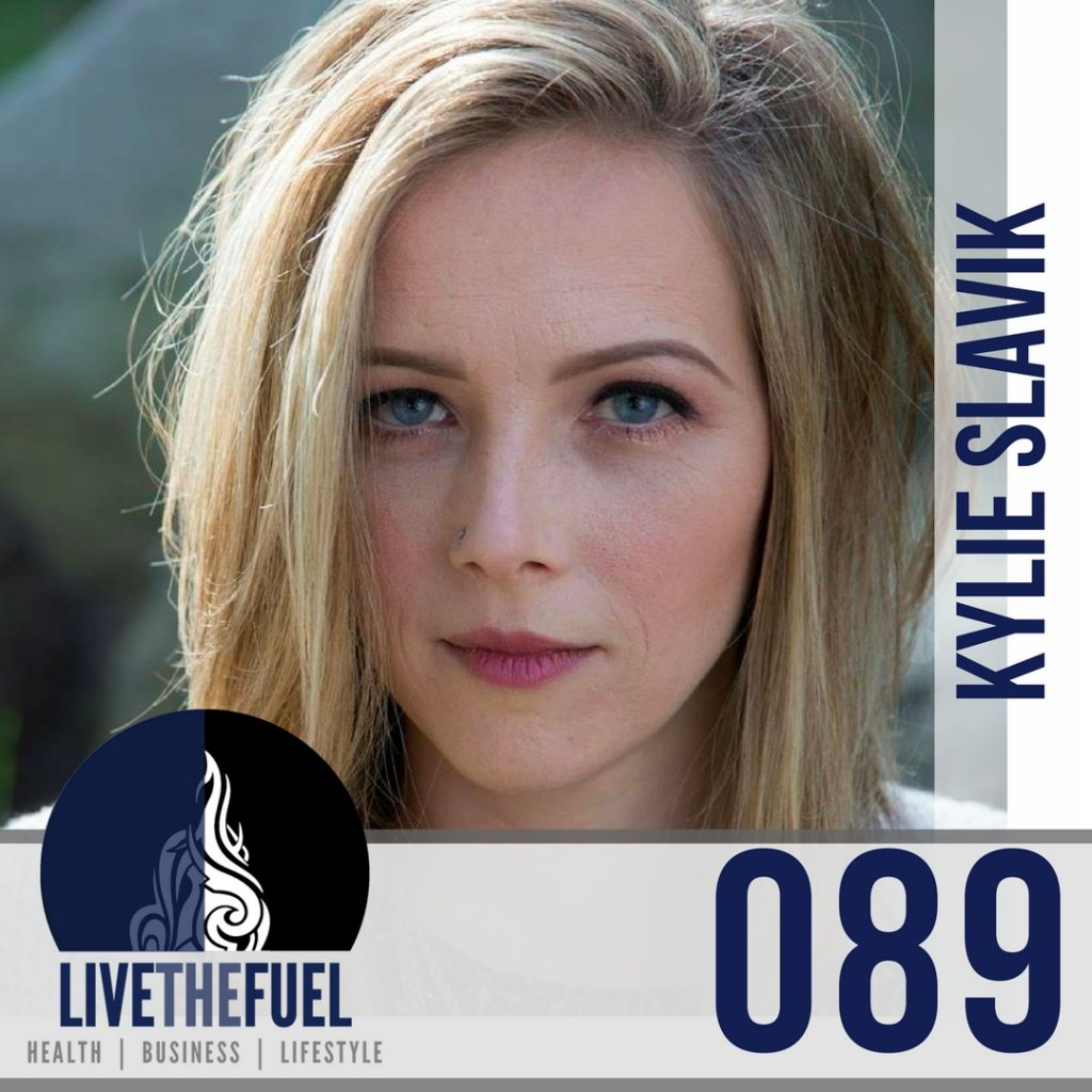 089 Archetypes and Storytelling with Kylie Slavik