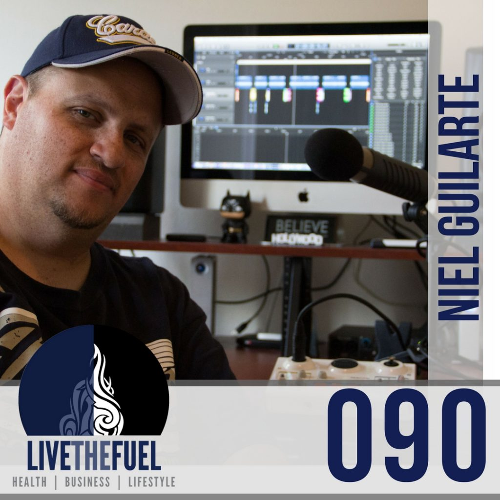 090: Documentary Life Transformations with Niel Guilarte