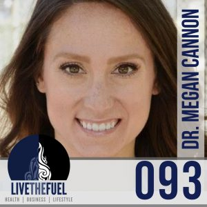 093: Mindset of a Spartan with Dr. Megan Cannon at Whole Foods Allentown