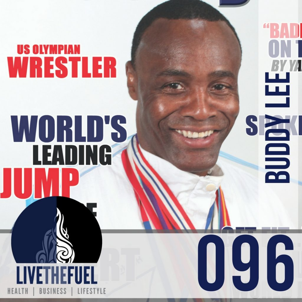 096 Olympic Conditioning CrossFit Jump Rope Buddy Lee magazine cover LIVETHEFUEL