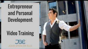 John Spencer Ellis Entrepreneur Speaker THRIVE