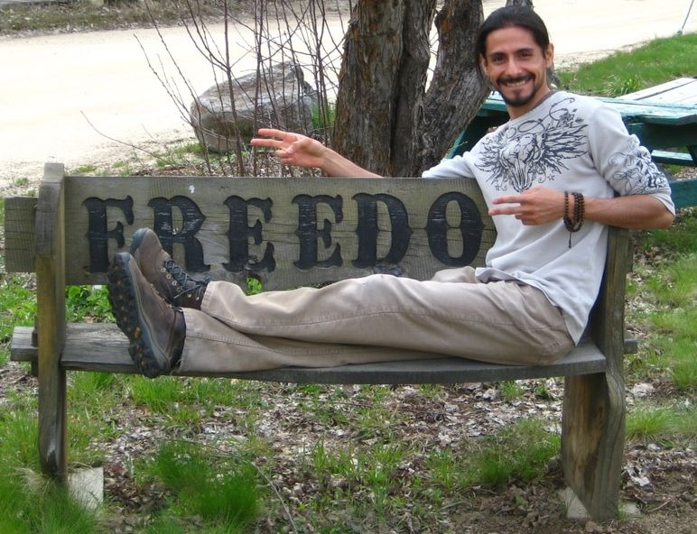 FREEDOM with Brandon Trean his Lung Collapses and the Body Epiphanies Mindset on Ep 110 LIVETHEFUEL