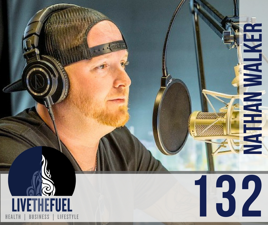 132: LevelUp Your Business and Life with Nathan Walker