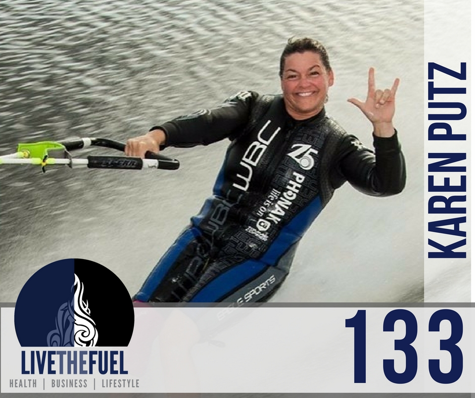 Unwrapping Your Ageless Passions with Karen Putz on LIVETHEFUEL
