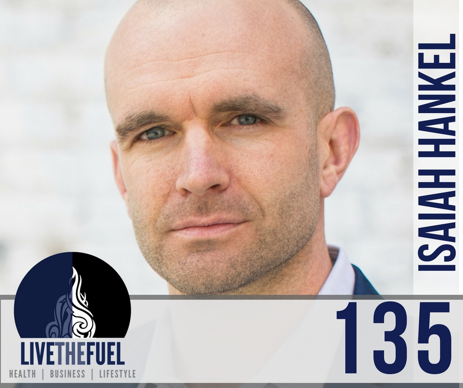135: Take a Relationship Fast and The Science of Intelligent Achievement with Isaiah Hankel