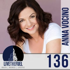 136: A Comedian and Celiac Lifestyle Creates Eat Happy with Anna Vocino