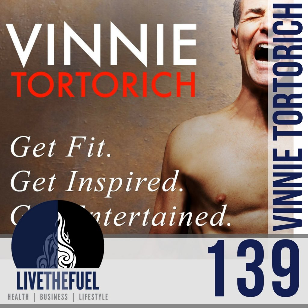 139: Vinnie Tortorich Returns with All Natural Energy from Pure Coffee Club