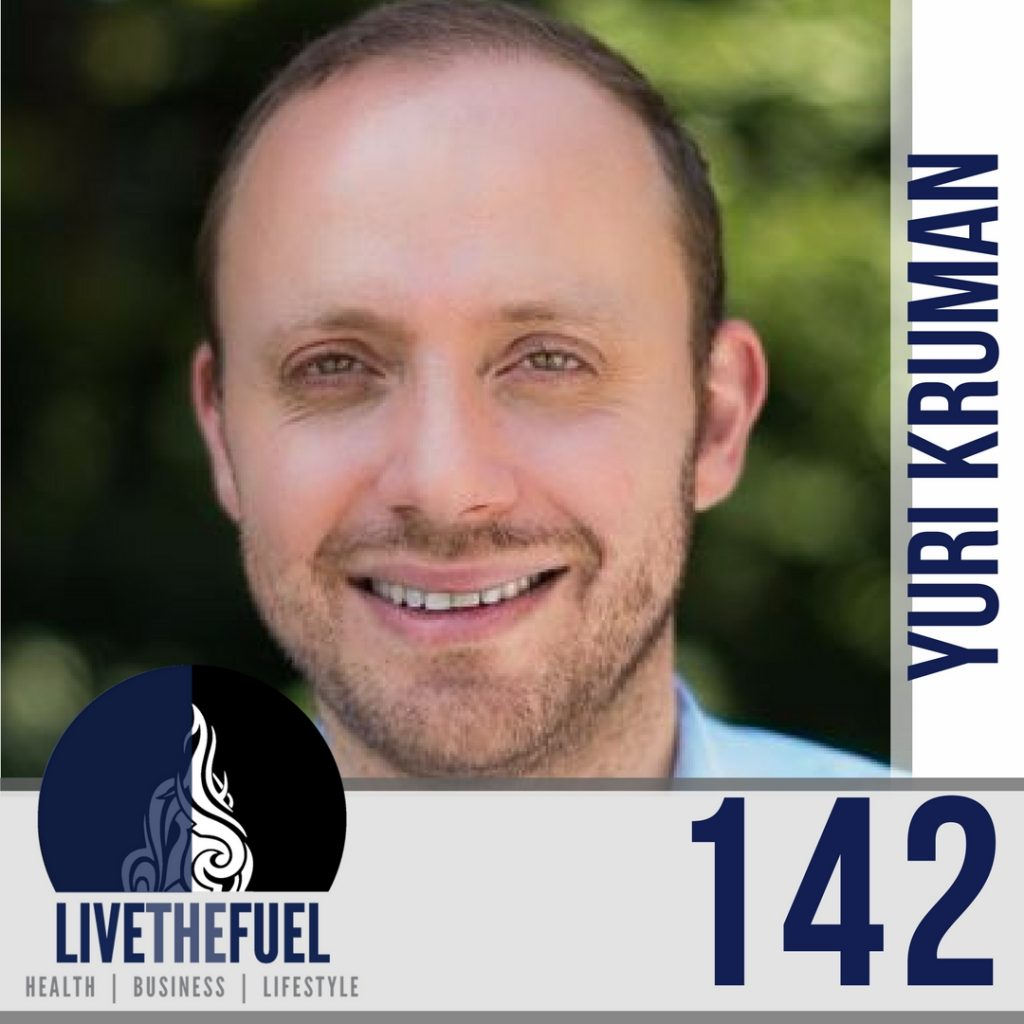 142: Learn to Master the Talk with Yuri Kruman