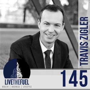 145: Eye Love Cares, Coffee, and Blue Light with Travis Zigler