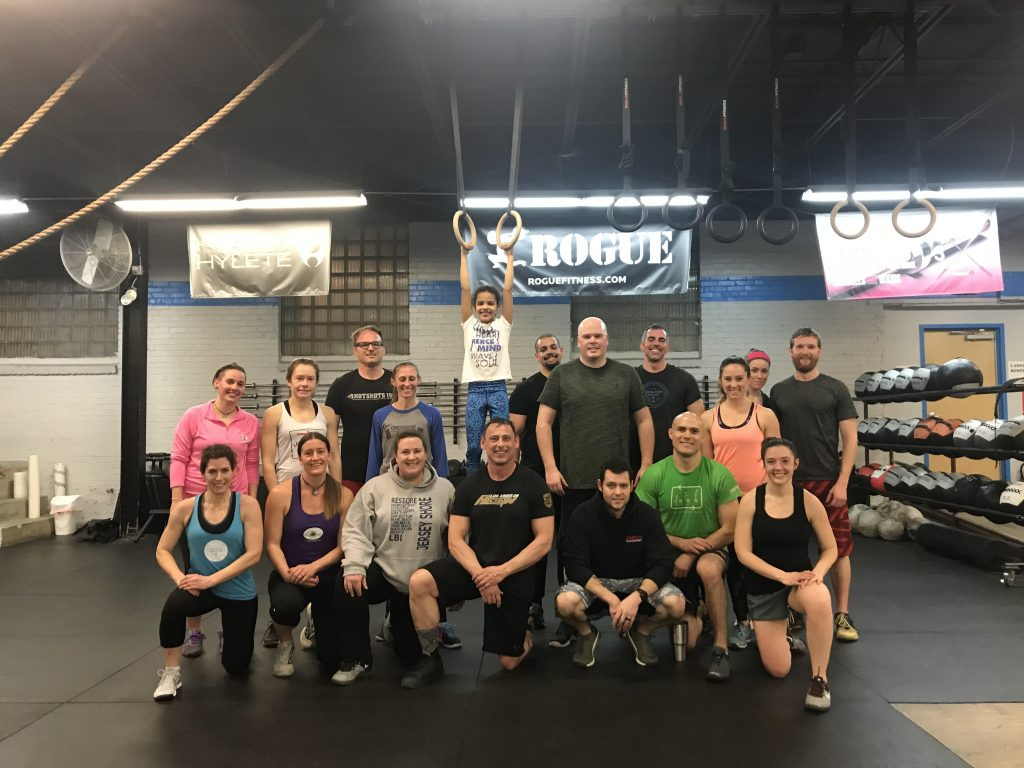 Chris Hill Hero WOD, Anxiety topic, the Super Bowl, and CrossFit Adoration with Dr. Megan Cannon and Corley Heiserman