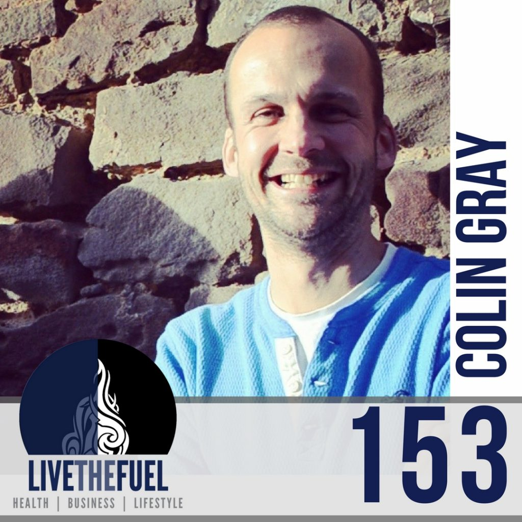 Mountain Biking The Podcast Host Colin Gray