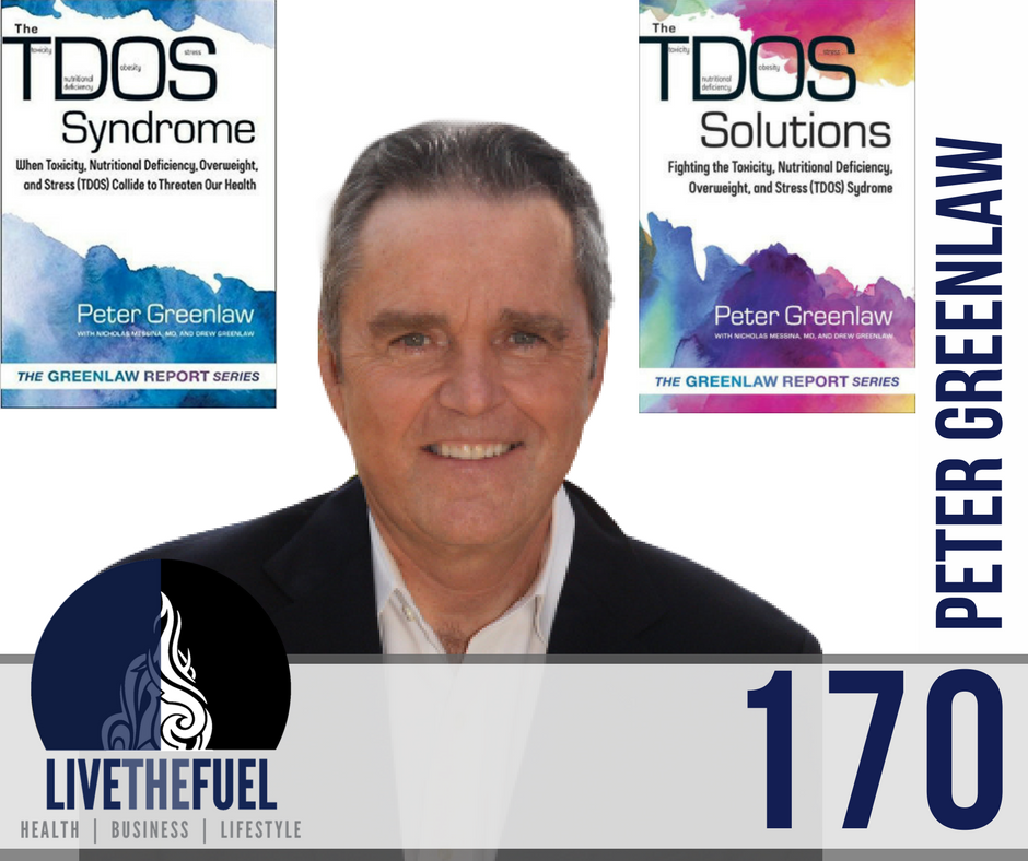 Toxins Not Calories Go Cleanse TDOS with Peter Greenlaw Report