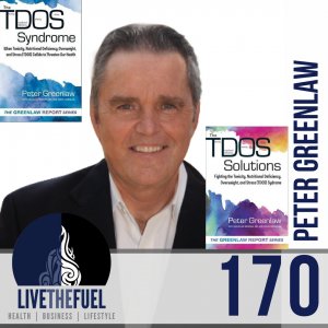 Toxins Not Calories Go Cleanse TDOS Peter Greenlaw Report