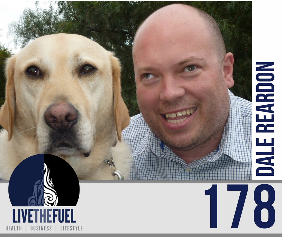 178: My Disability Matters with Dale Reardon