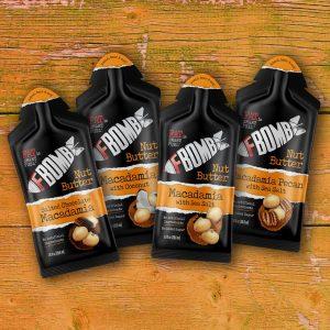 FBOMB Nut Butter Smart Fat Body FUEL
