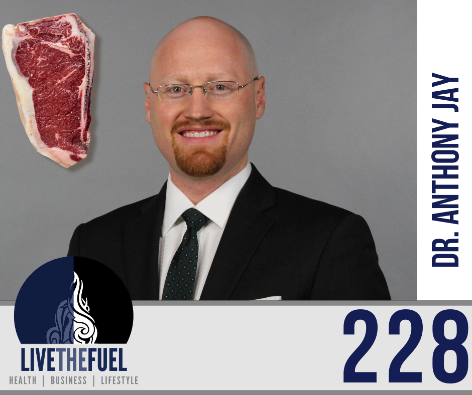 228: Dr. Jay's Carnivore Diet Study