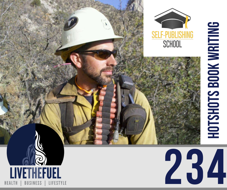 234: Hotshots, Book Writing, and Self-Publishing School