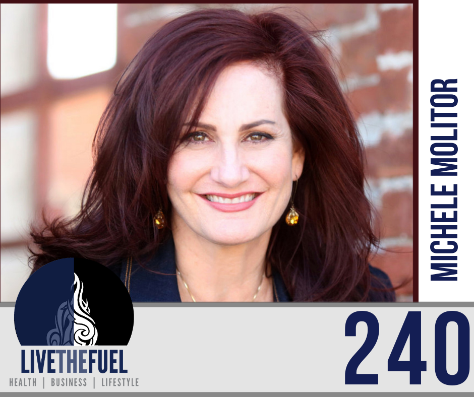 240: Rapid Transformation, Flow State Strengths, Breakthrough Healing - Michele Molitor