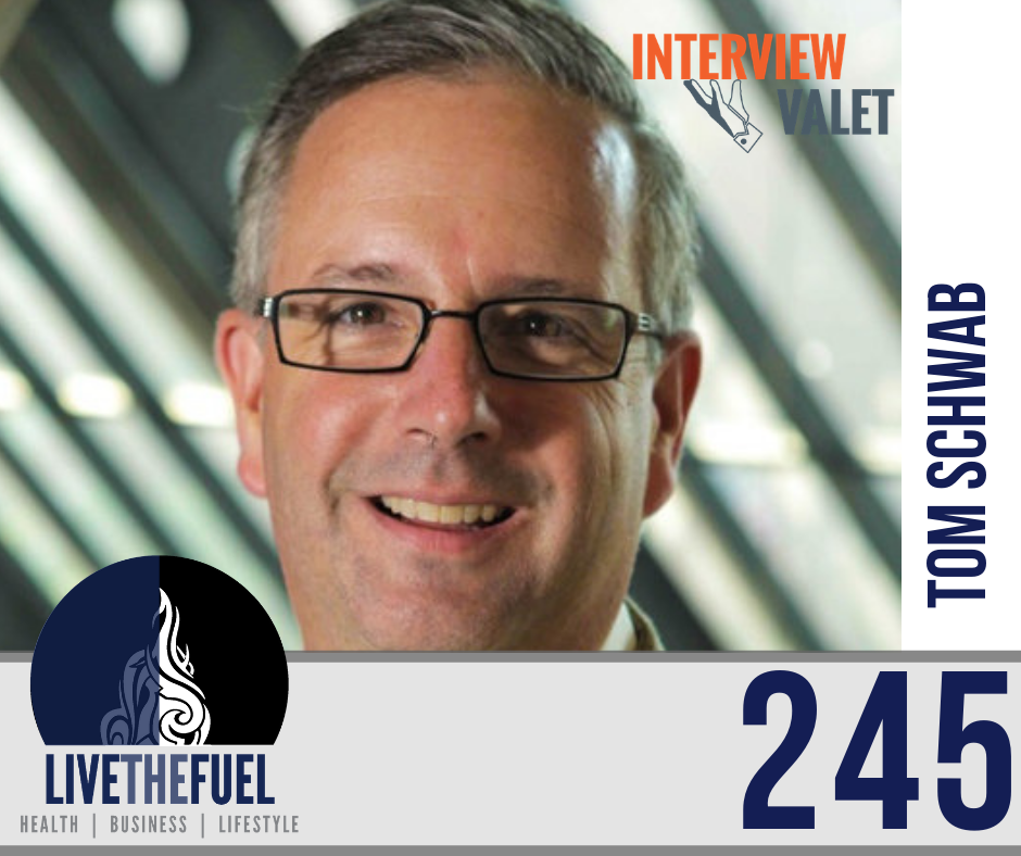 245: Influencer Growth and Podcasting with Interview Valet