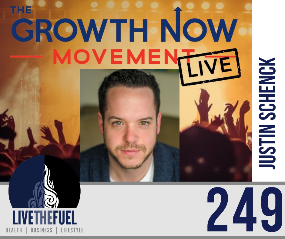 Business Podcast 249: Grow Your Podcast & Attend Growth Now Movement