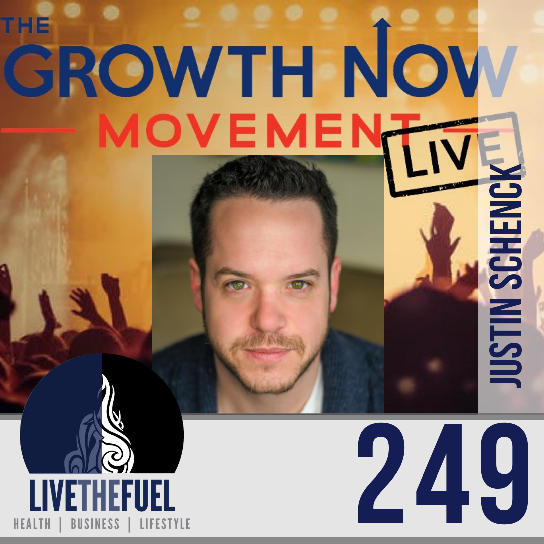 Follow @GNMPodcast on Instagram for the Growth Now Movement LIVE Event - Business Podcast