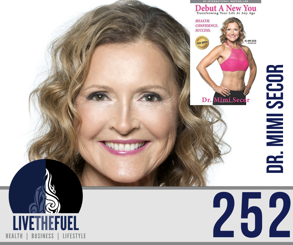 Health Podcast 252: Bodybuilding, LCHF, and Transforming Your Life At Any Age!