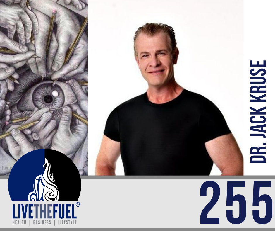 Health Podcast 255: Re-Release of Mitochondriac vs Biohacker Dr. Jack Kruse Best Of
