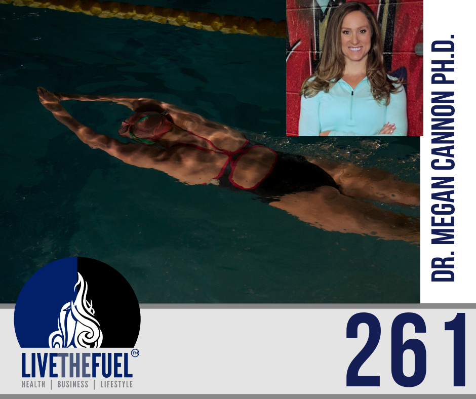 261: Swimming Seasons and Pre-Competition Prep Psychology with Dr. Megan Cannon