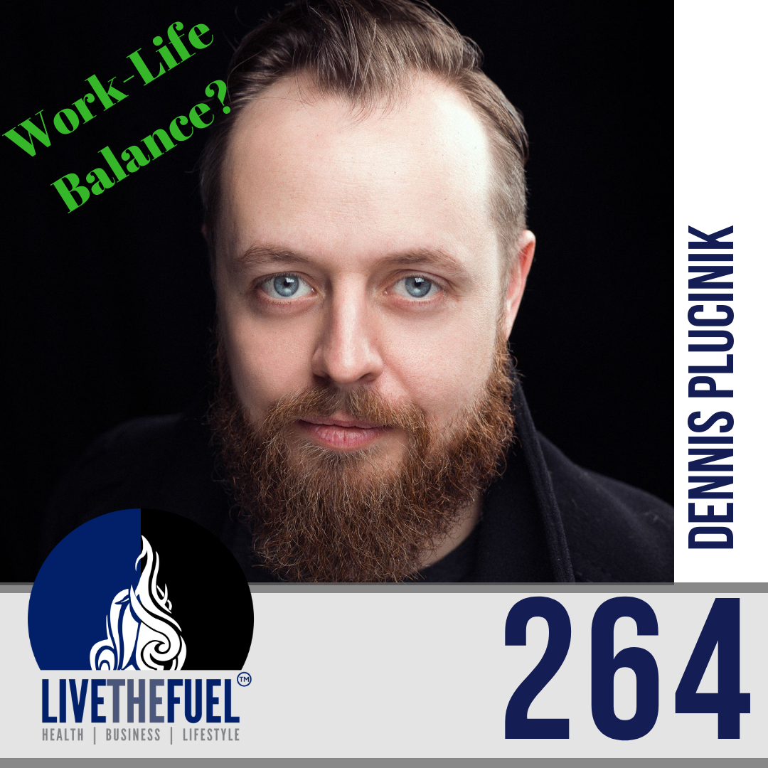 Follow @DennisPlucinik on IG from 264: Attack Work-Life Balance and ATTCK Marketing