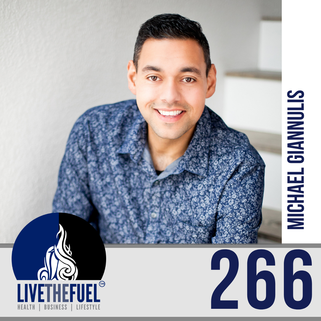 Follow @MikeGiannulis on Instagram from podcast 266: Goat Rancher to Duodenal Switch to Marketing Entrepreneur