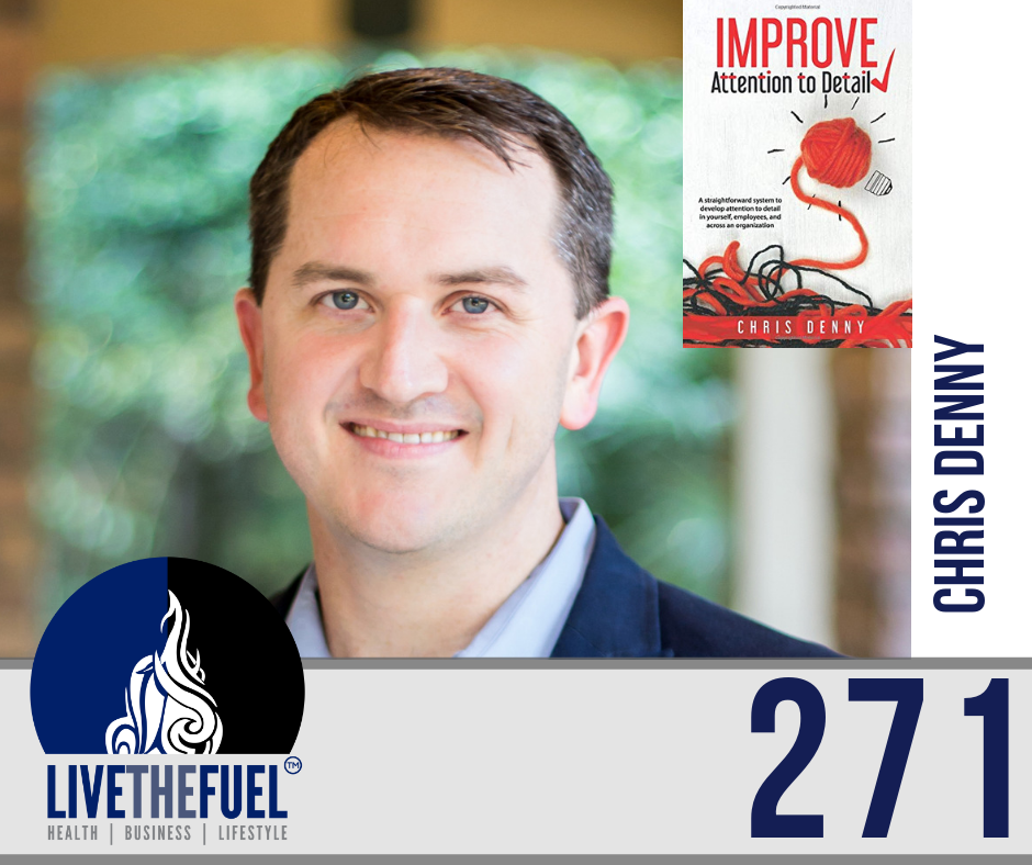 Podcast 271: Forefront Goals and Your Attention To Detail